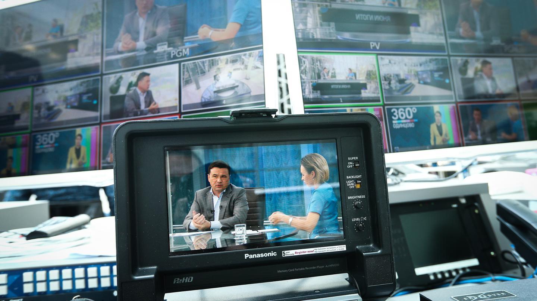 Андрей Воробьев губернатор московской области - Голосуем по поправкам, закрываем свалки, строим Подмосковье будущего