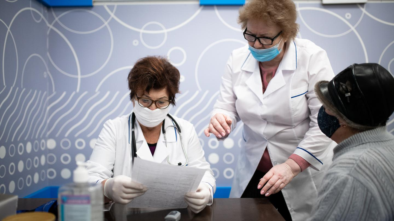 Андрей Воробьев губернатор московской области - Мобильные пункты вакцинации от коронавируса: как они работают