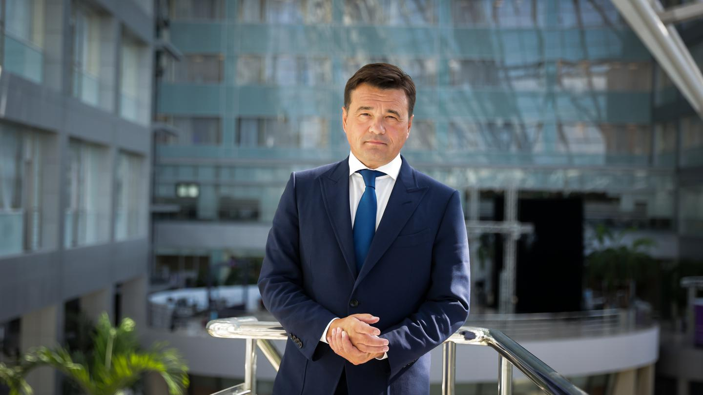 Андрей Воробьев губернатор московской области - Обеспечивать скорость перемен. Предвыборное обращение