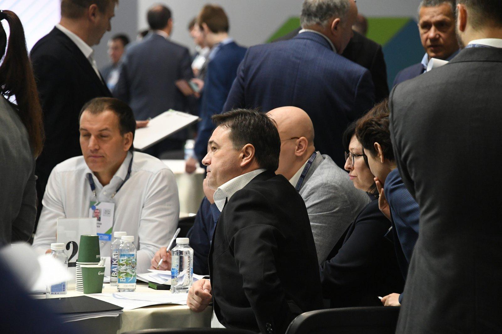 Андрей Воробьев губернатор московской области - «Лидеры России»  как одна из кузниц кадров для Подмосковья
