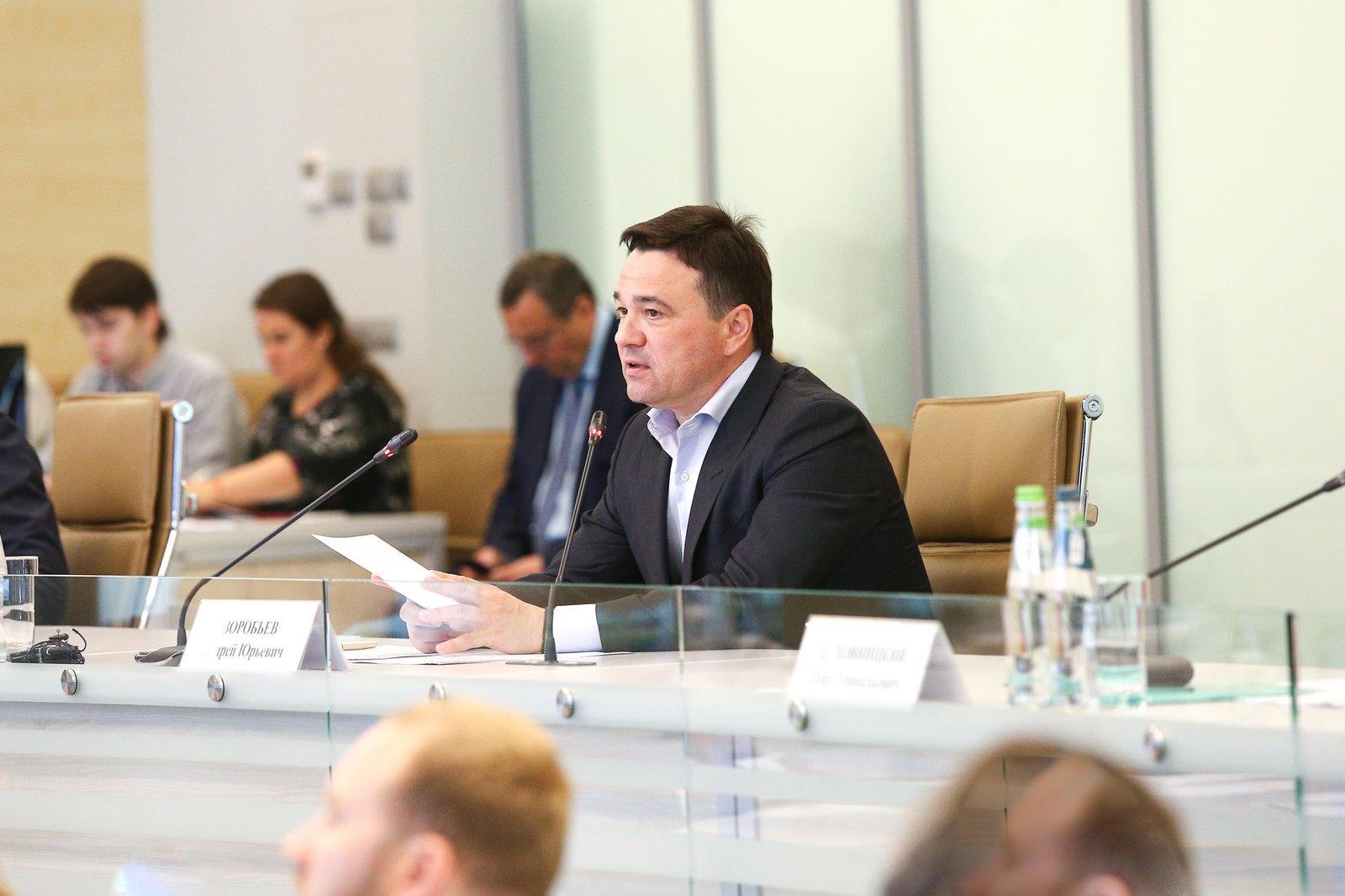 Андрей Воробьев губернатор московской области - Детский отдых без тревог: как организована работа подмосковных лагерей