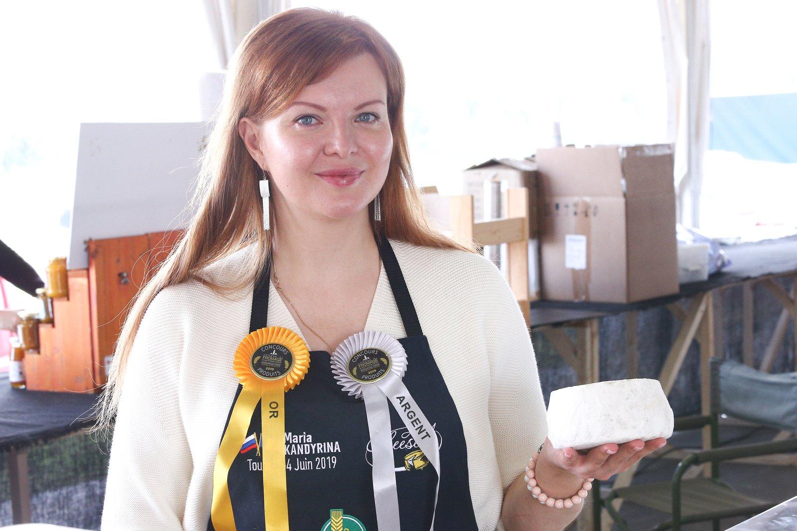 Андрей Воробьев губернатор московской области - Мария Кандырина — сыровар из Подмосковья