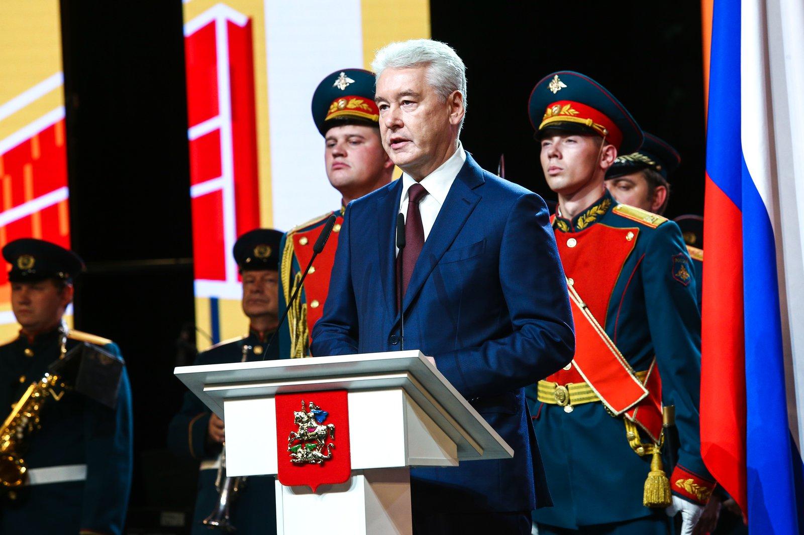 Андрей Воробьев губернатор московской области - Московской области — 90 лет!