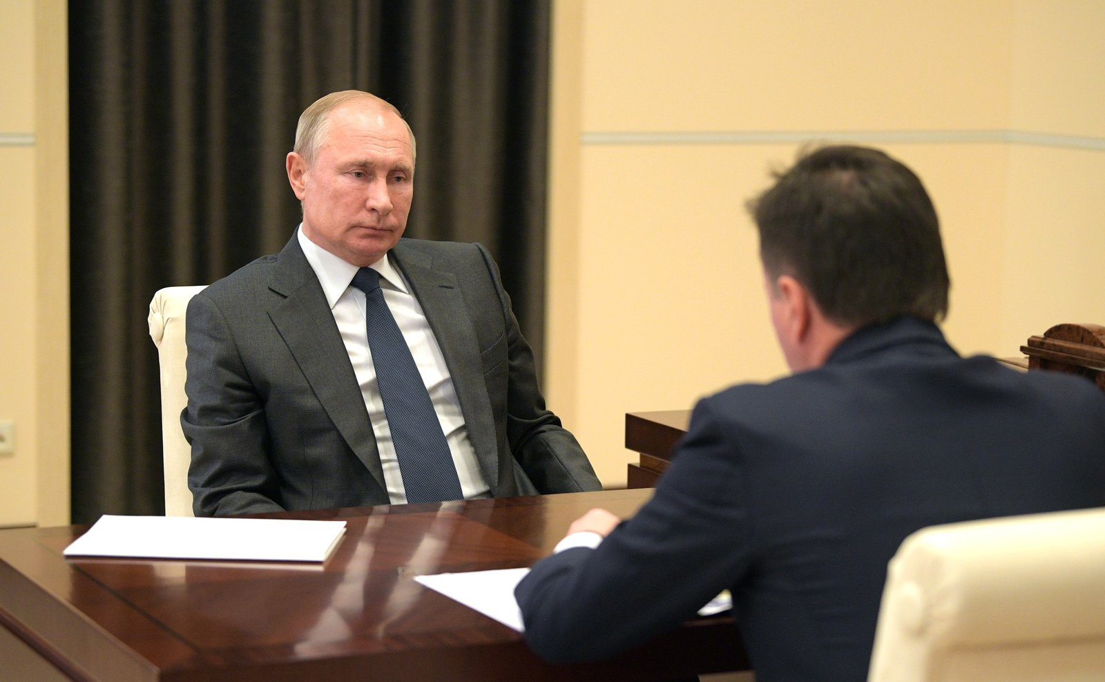 Андрей Воробьев губернатор московской области - Строительство, инвестиции, образование: ключевые вопросы области обсудили с Президентом
