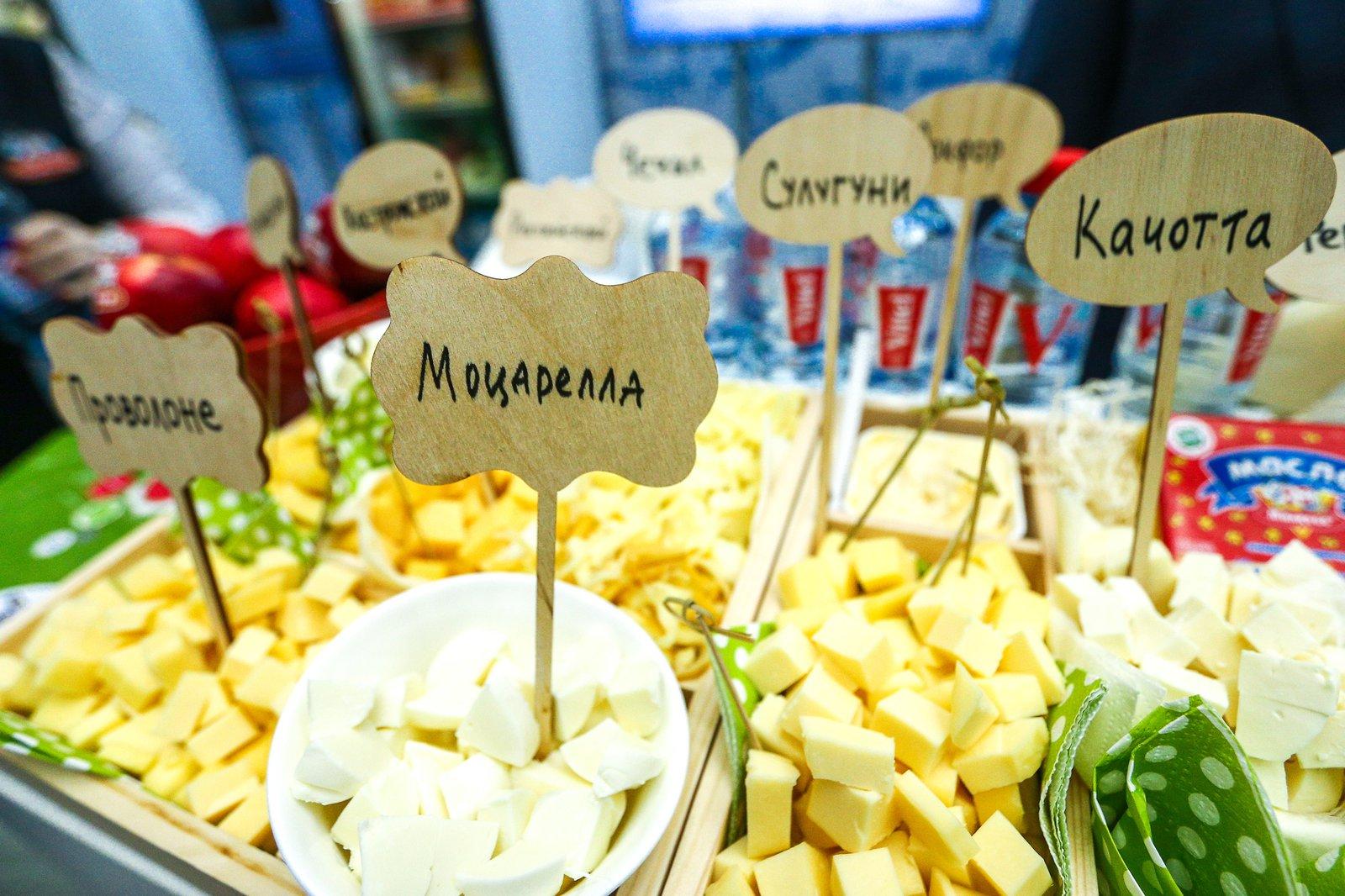Андрей Воробьев губернатор московской области - Ориентир на экспорт: в Подмосковье обсудили успехи молочной отрасли