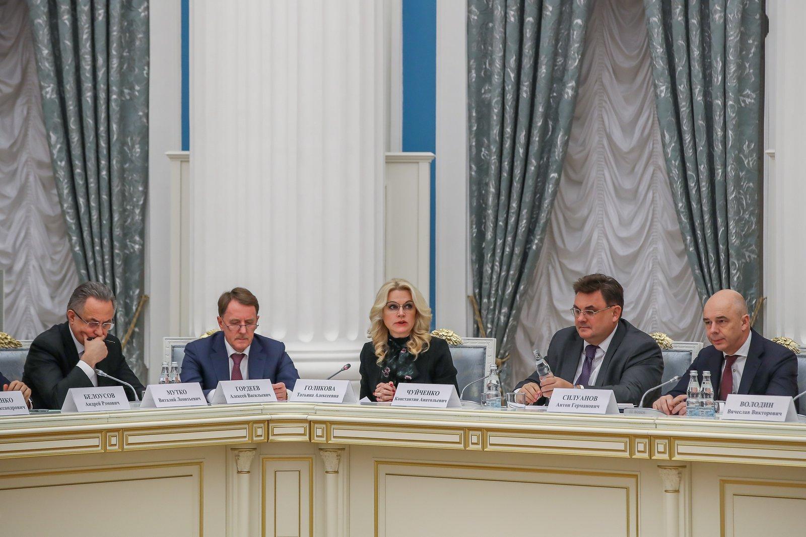 Андрей Воробьев губернатор московской области - Нацпроекты — будущее Подмосковья и страны