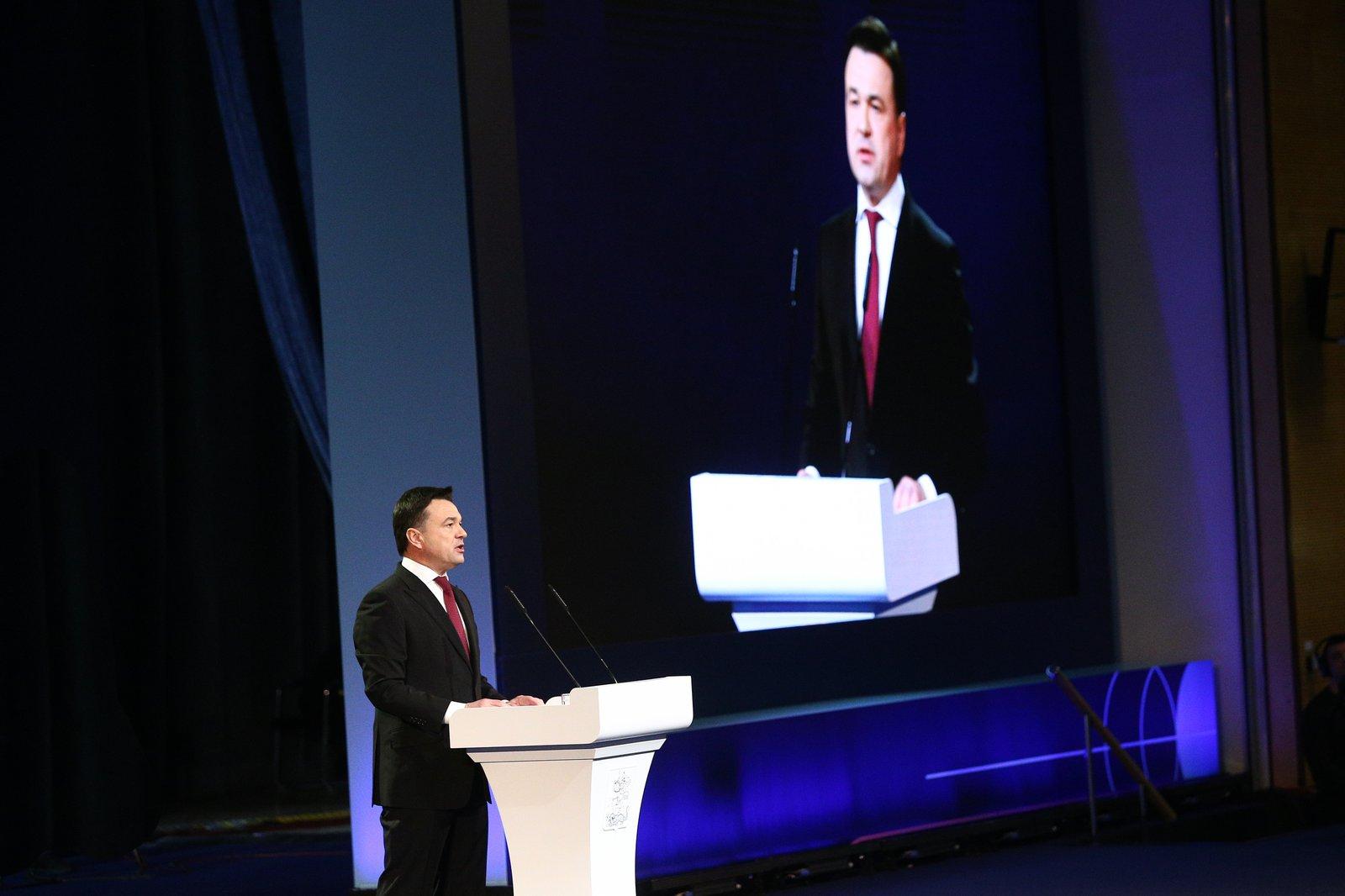 Андрей Воробьев губернатор московской области - С жильем и без раздражения — меняем строительную отрасль в области