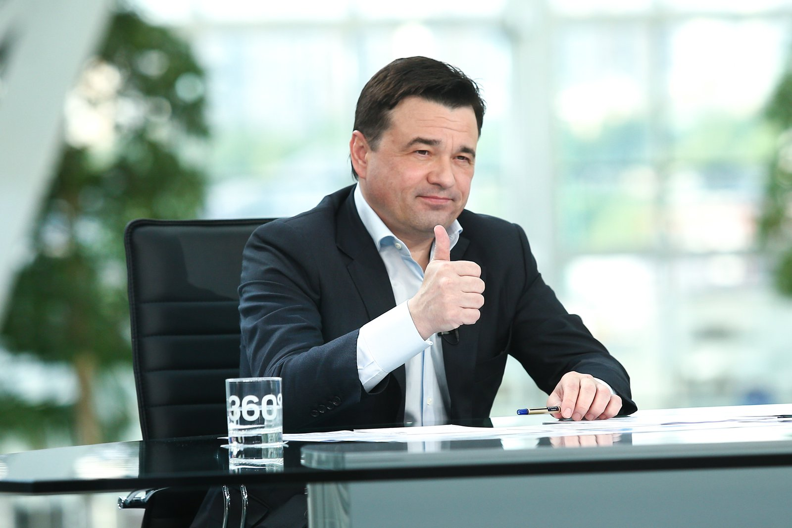 Андрей Воробьев губернатор московской области - Открытие парков и магазинов: важные шаги по выходу из самоизоляции