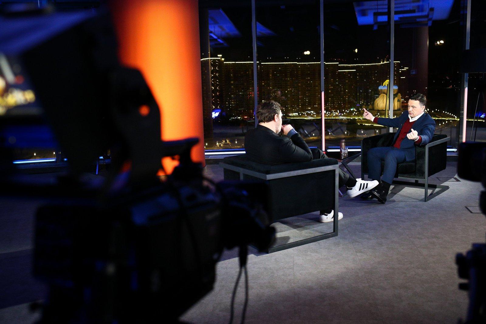Андрей Воробьев губернатор московской области - Что будет с экономикой, зачем нужен Clubhouse, как мы выжили в коронавирус — интервью Сергею Минаеву