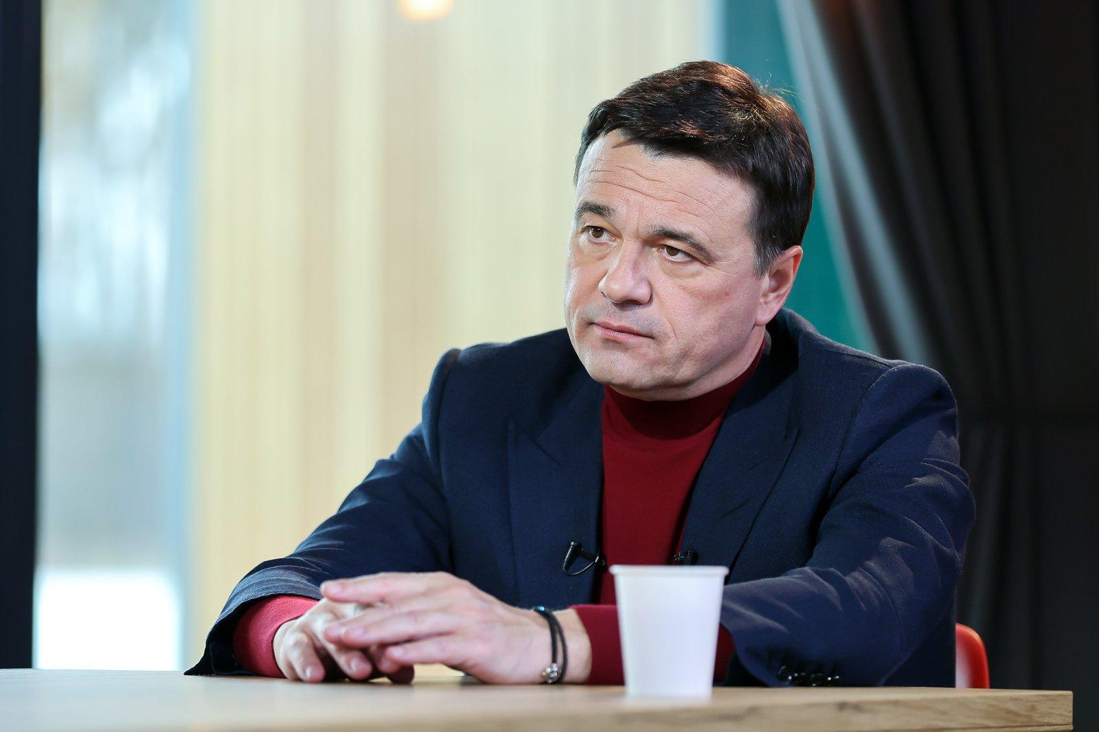 Андрей Воробьев губернатор московской области - Этика, больница, ЦКАД и тик-ток: прямой разговор о самом важном