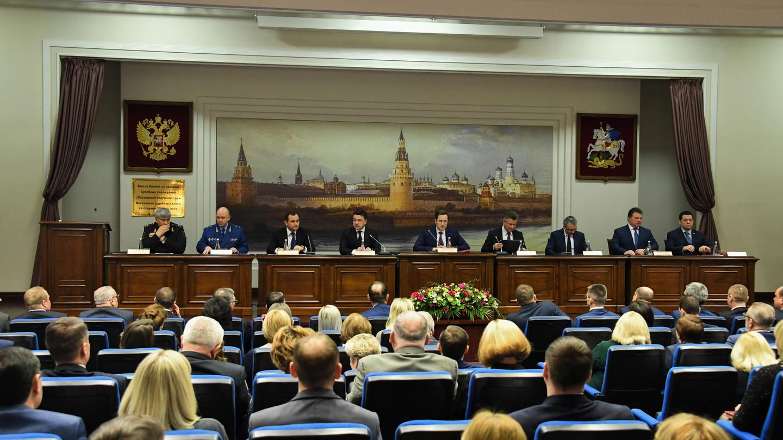 Итоги работы судов общей юрисдикции в Подмосковье за 2018 год