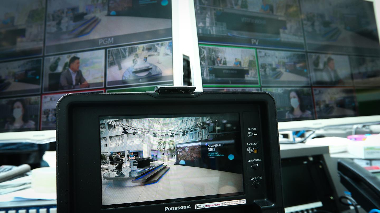 Андрей Воробьев губернатор московской области - Эфир на телеканале «360»: планы, решение вопросов, выбор будущего для России